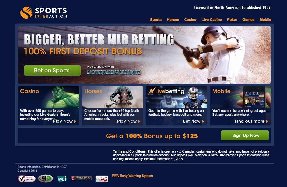 canada sports betting for money